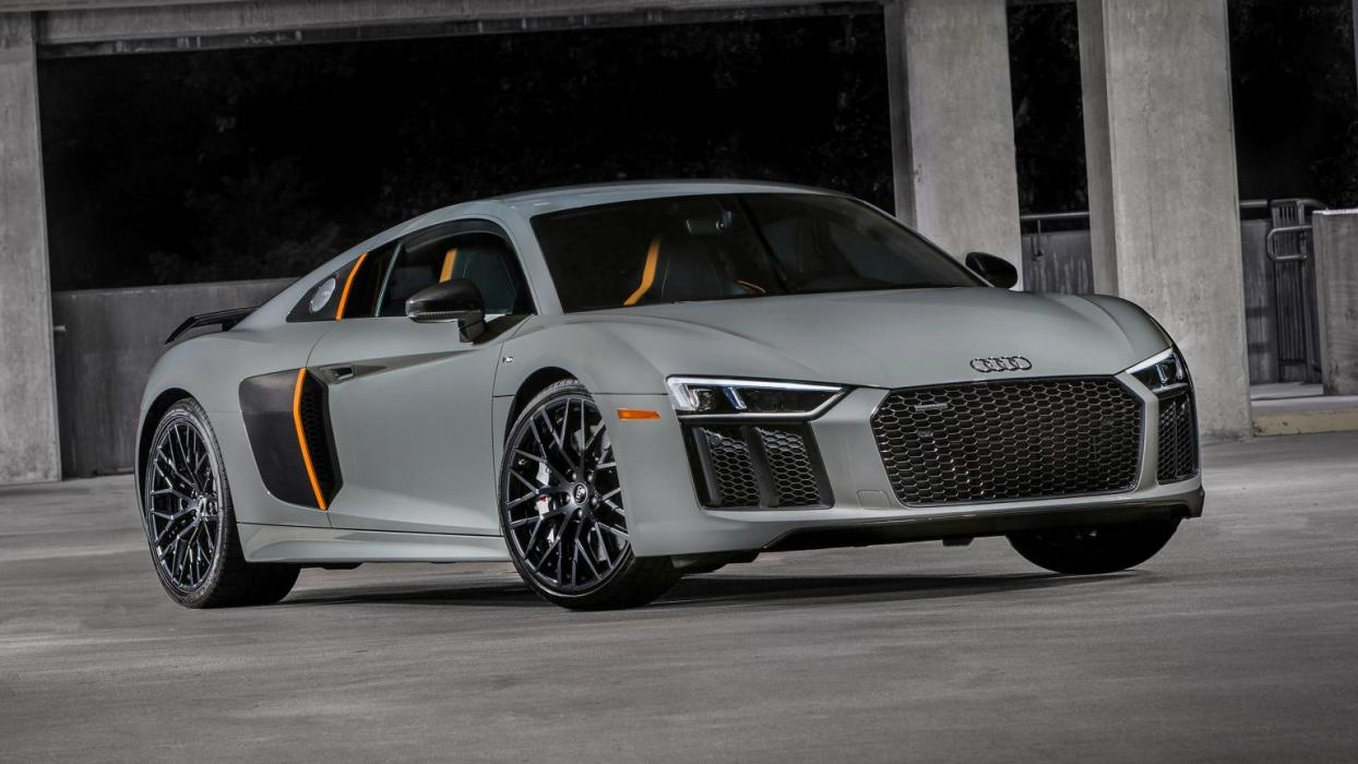 Audi R8 V10 Plus exclusive edition faros laser EEUU edicion limitada
