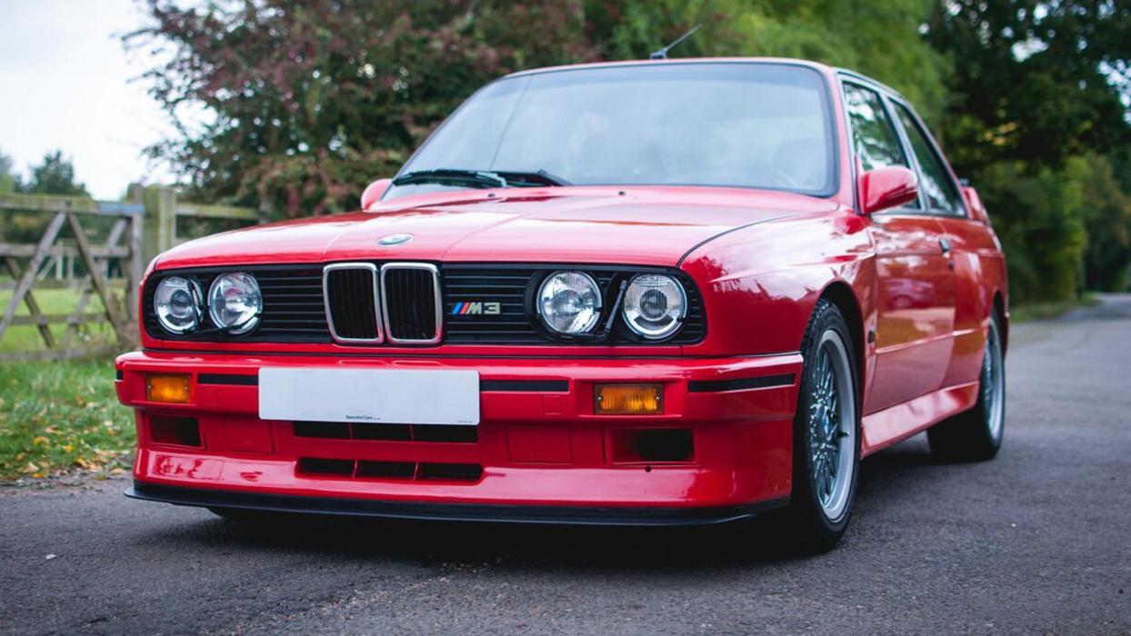 BMW M3 Evo Sport
