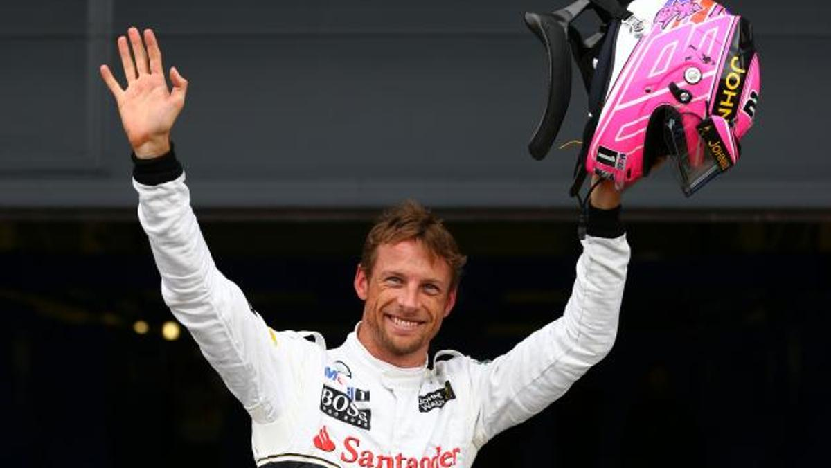 Button, Campeón del Mundo de 2009 y un auténtico gentleman driver se retira de la F1 en Abu Dabi 2016