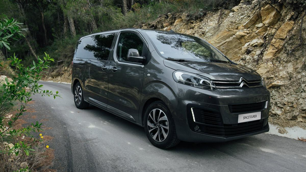 Citroën SpaceTourer 2016
