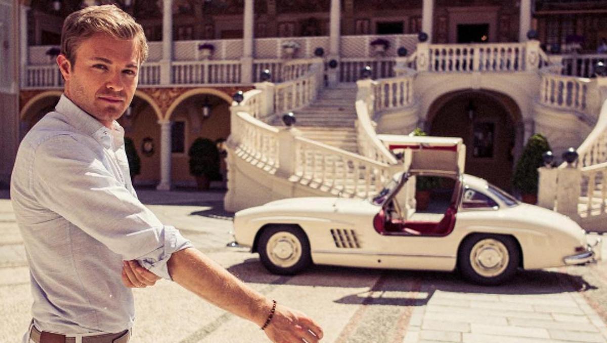 Los coches de calle de Nico Rosberg