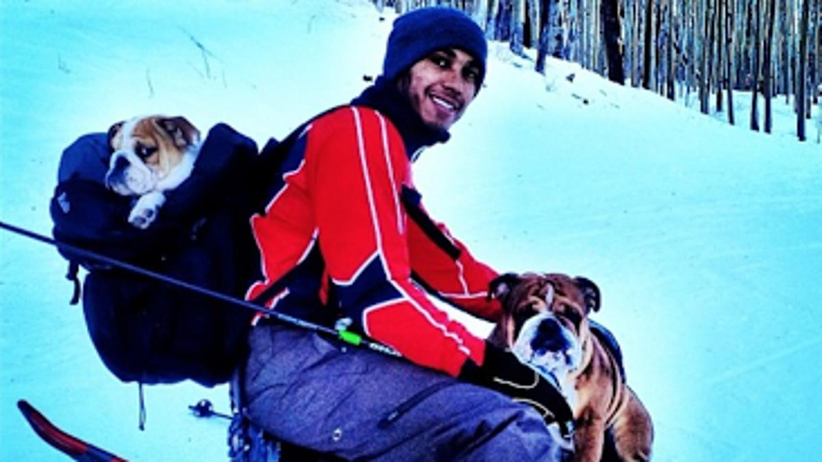 La compañía canina de Lewis Hamilton