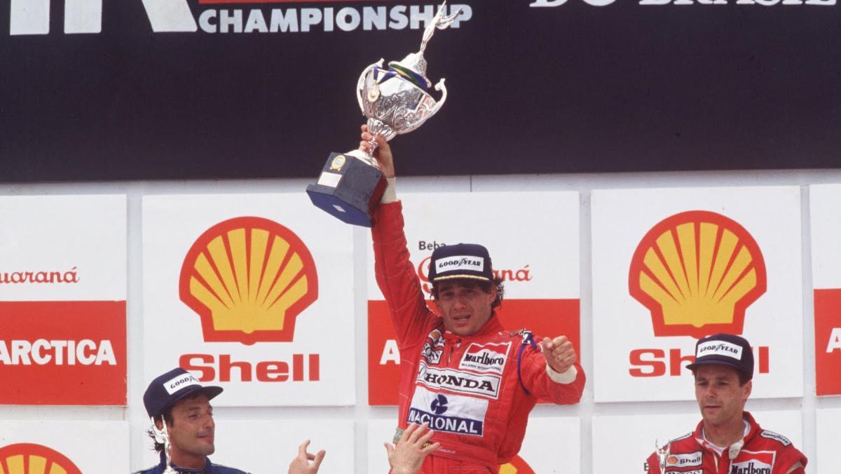 GP Brasil 1991