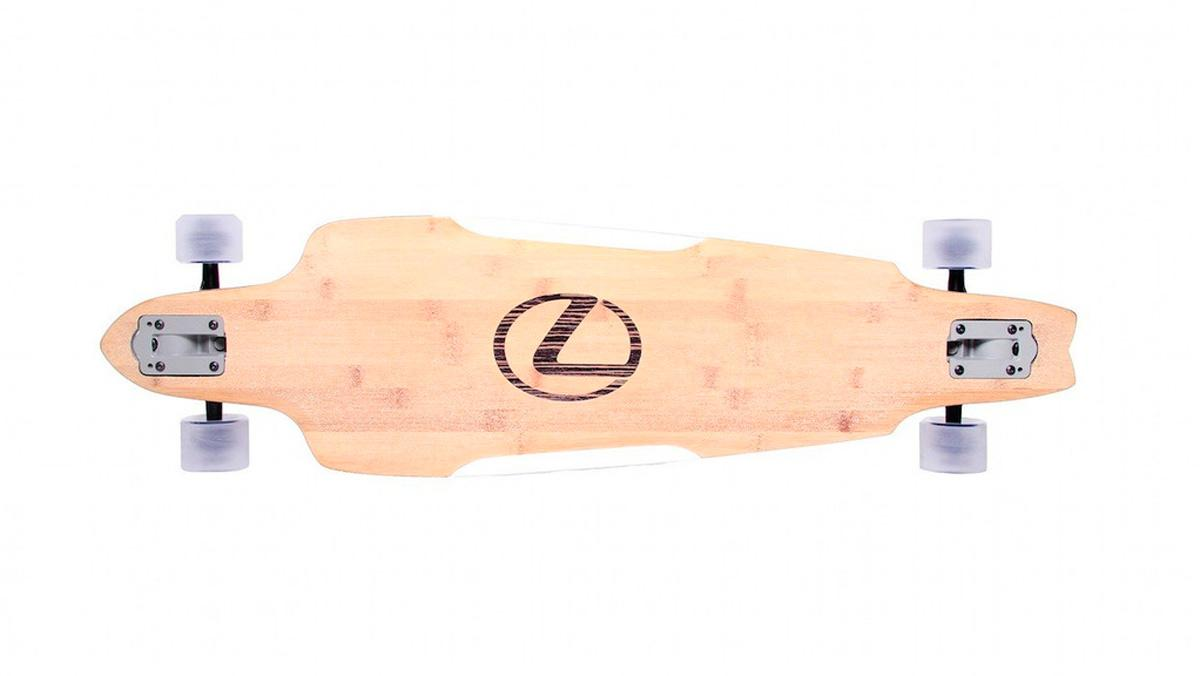 Lexus longboard (I)