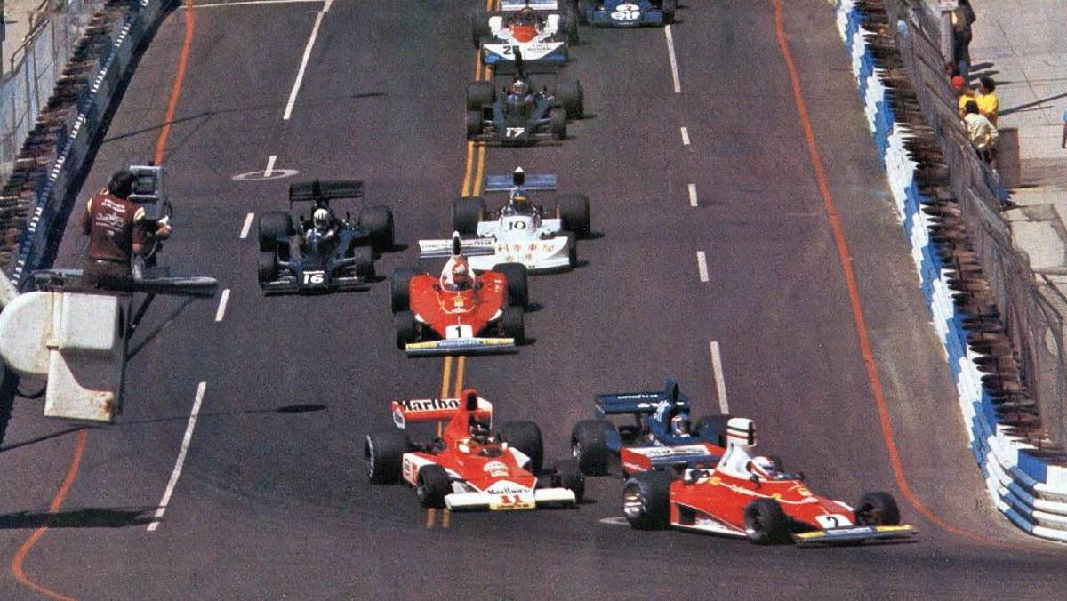Las mayores remontadas con victoria de la F1