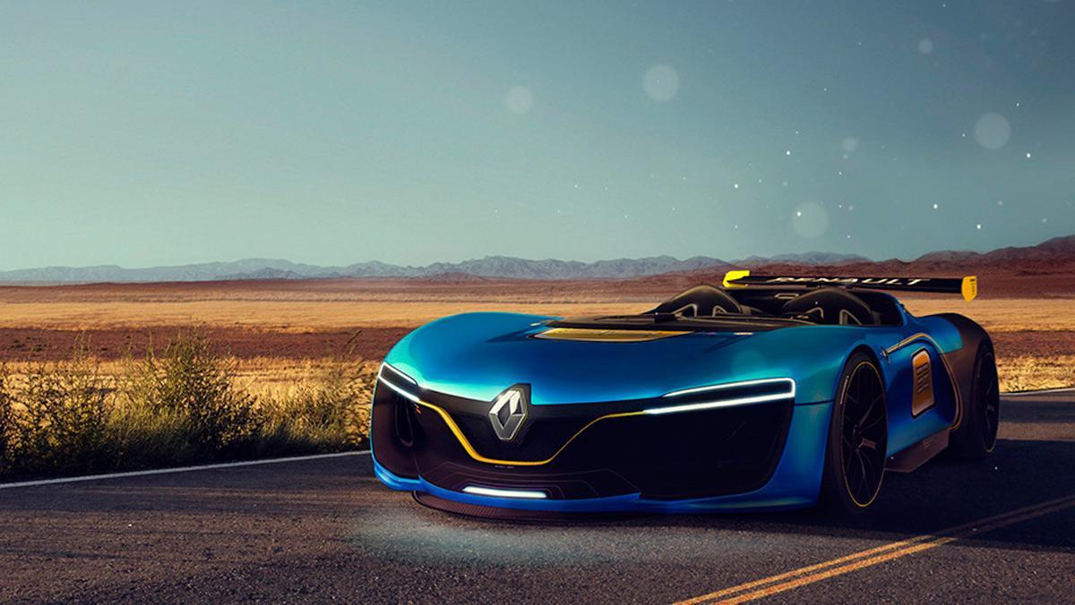 Renault Spider Concept (XI)