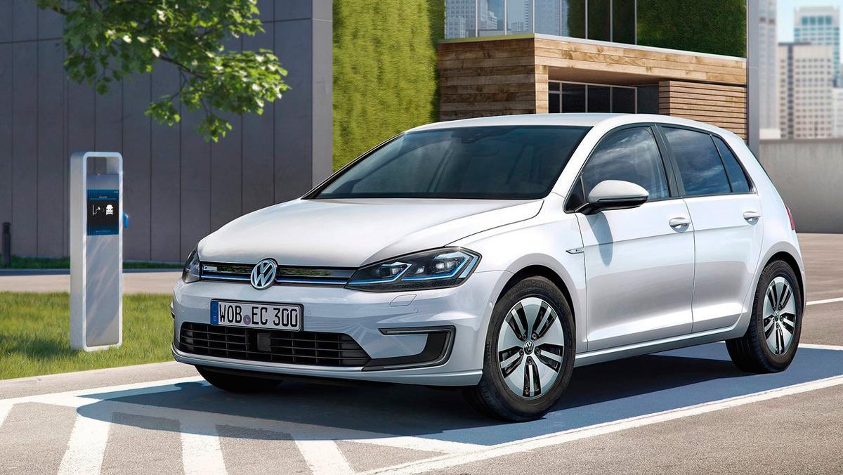 Volkswagen e-Golf 2017 (I)