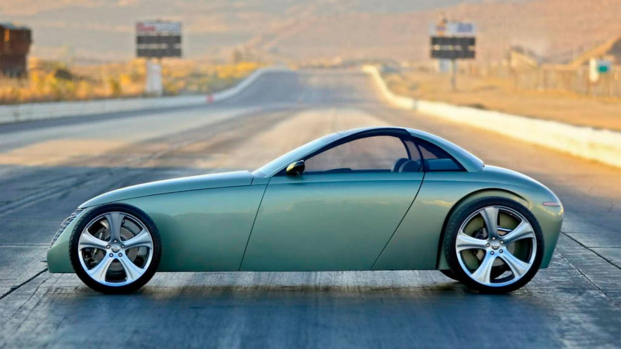 Volvo T6 Roadster Concept (I)