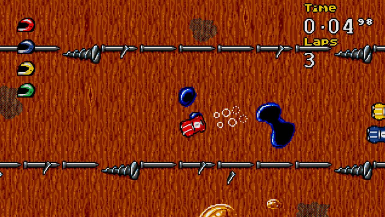 30: Micro Machines 2: Turbo Tournament - Mega Drive, SNES (1994)