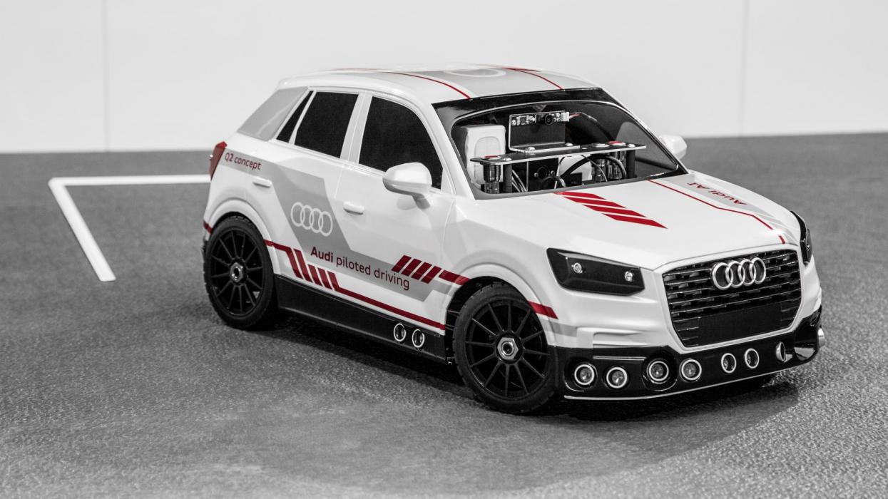 Audi Q2 Deep Learning Concept (I)