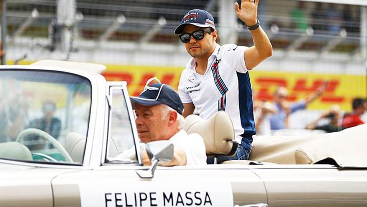 Los coches de calle de Felipe Massa