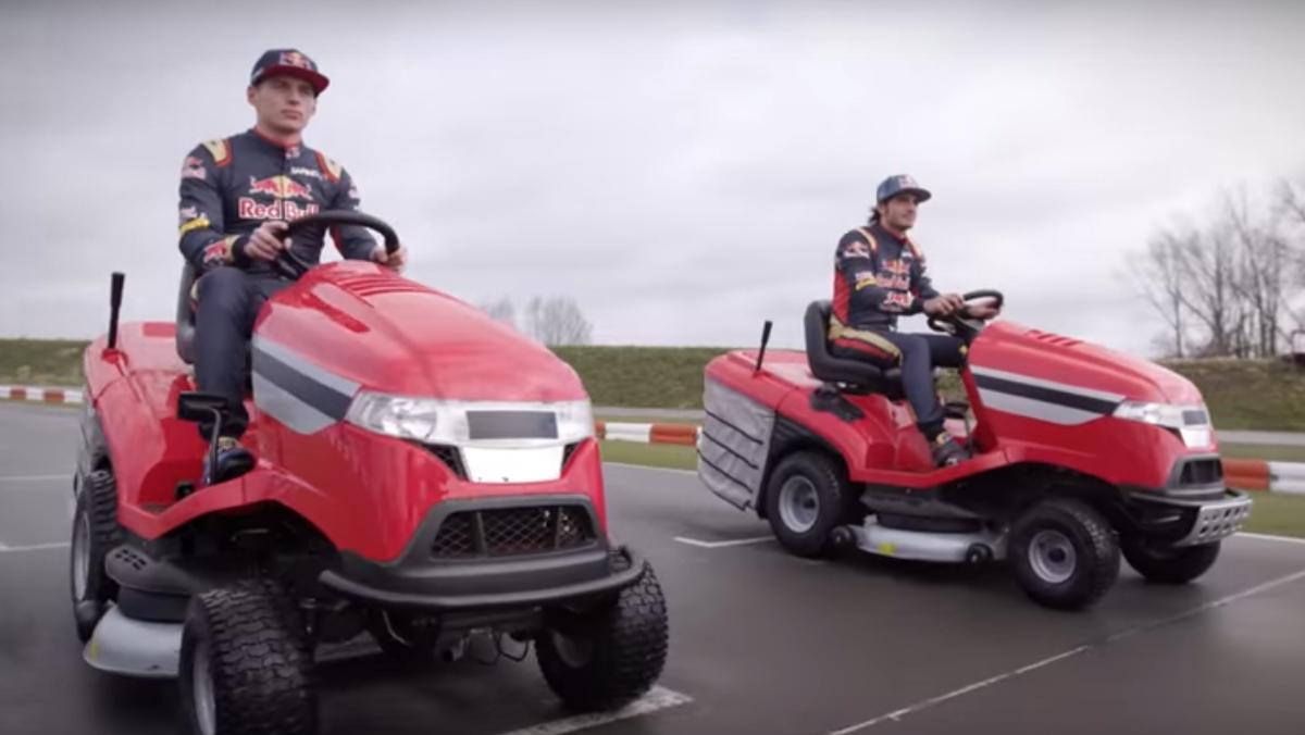 Los coches de Max Verstappen