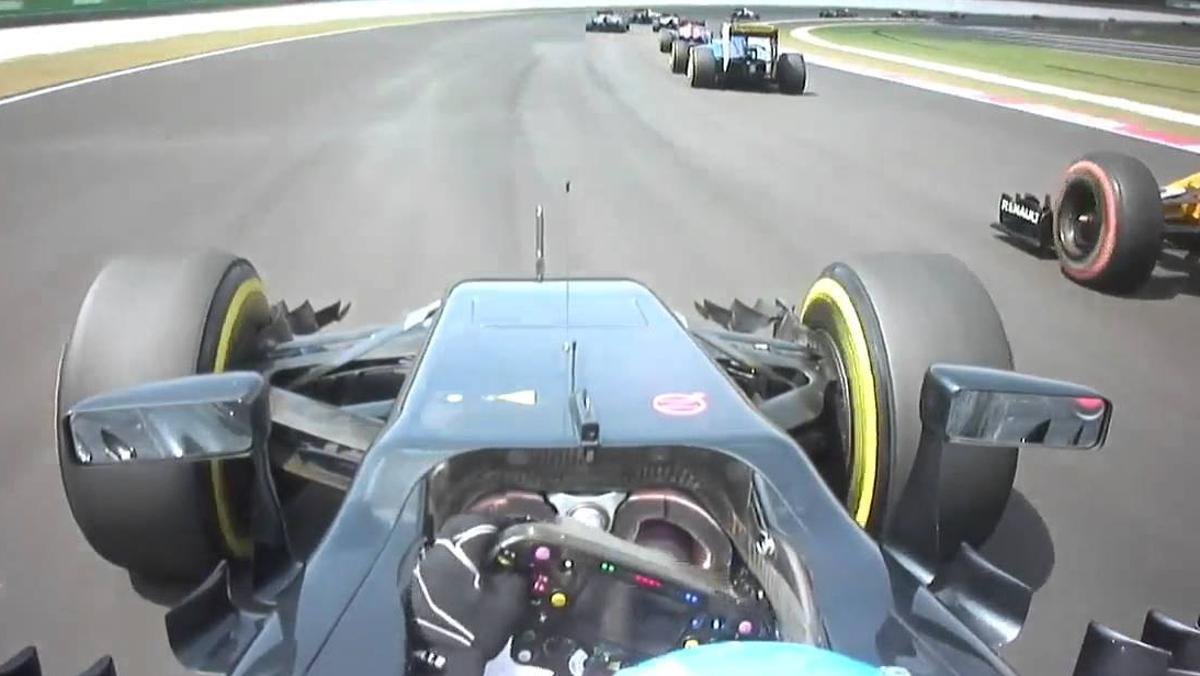 Fernando Alonso, el rey de la primera vuelta en 2016