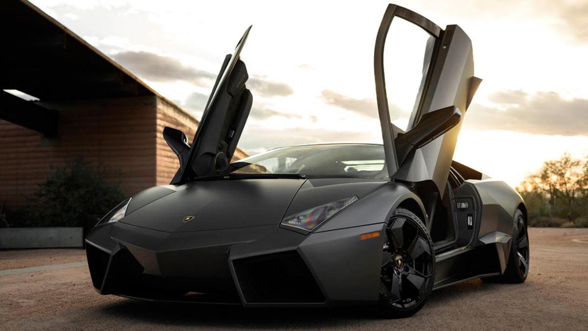 Lamborghini Reventón a subasta (I)