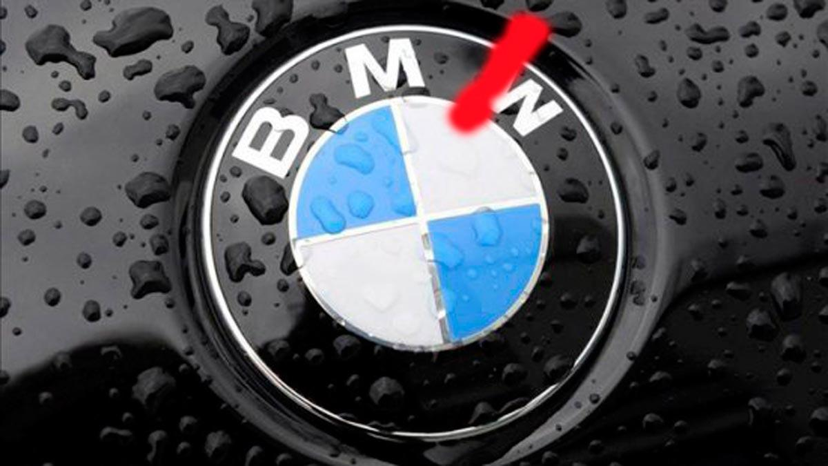 logo BMW BMN copia china