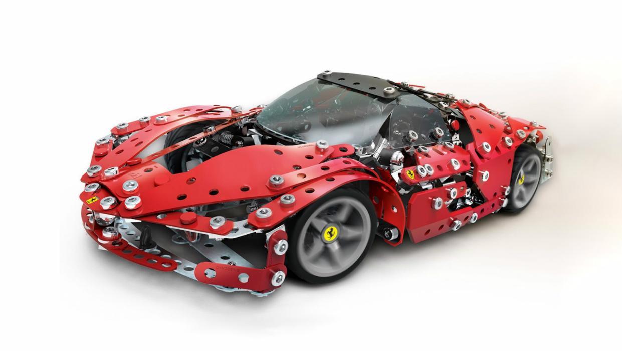 Meccano de Ferrari