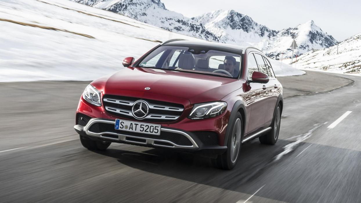 Mercedes Clase E All Terrain (I)