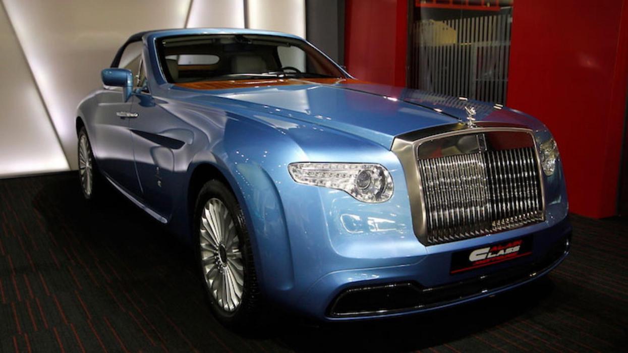 Rolls-Royce Hyperion (I)