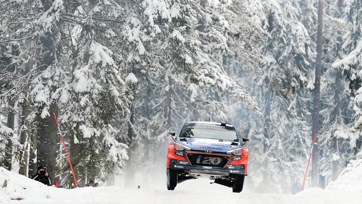 Thierry Neuville, WRC