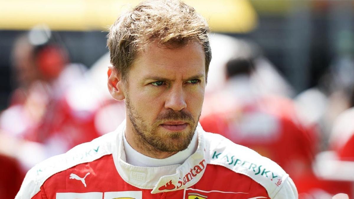 Las 'Vetteladas' más insultantes del piloto alemán de Ferrari