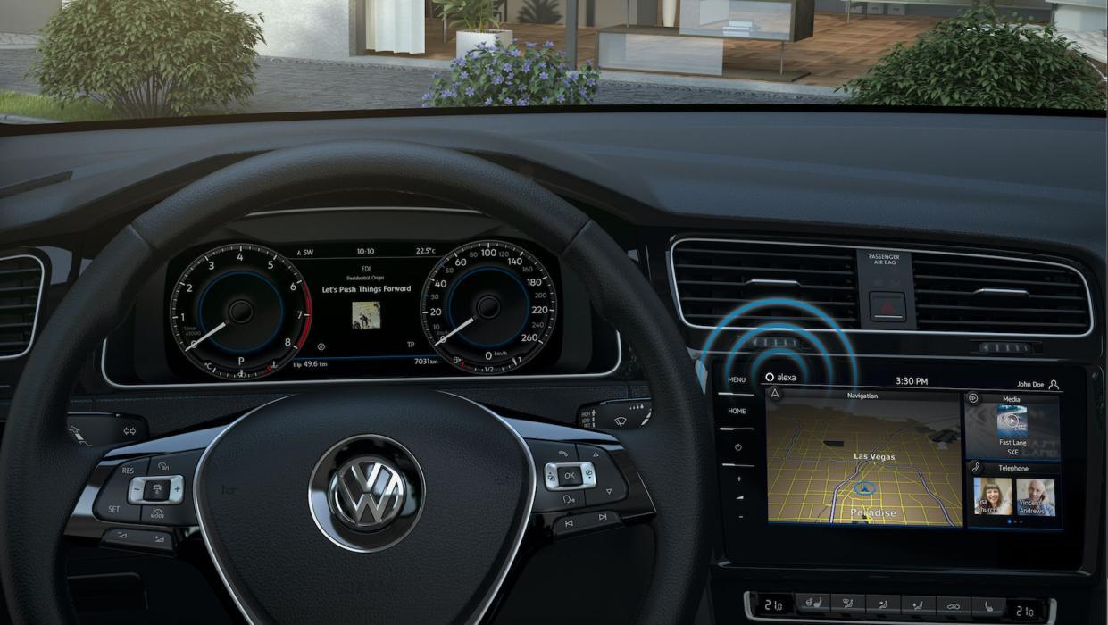Alexa en Volkswagen