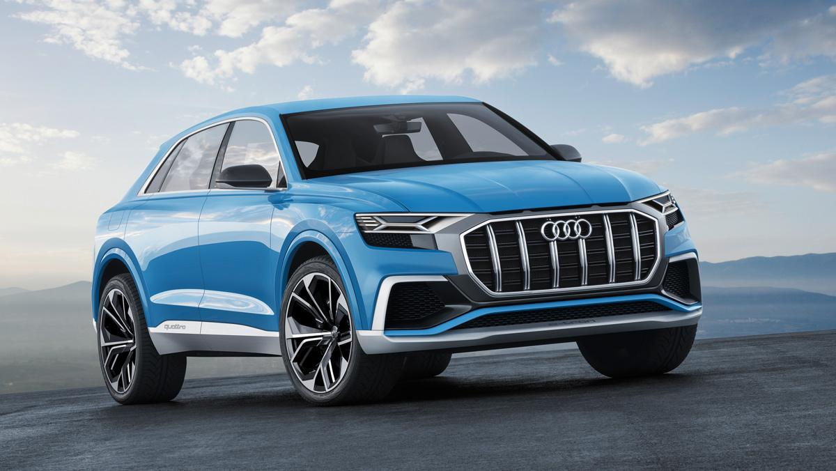 Audi Q8 concept (III)