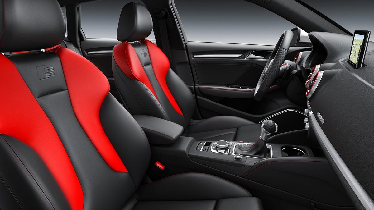 Audi S3 Sportback 2016