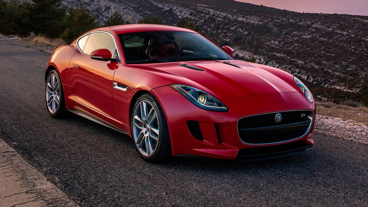 Jaguar F-Type-R estética