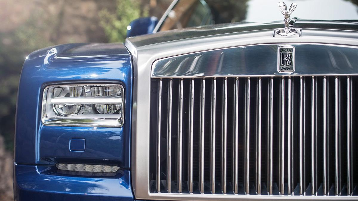 La historia del Rolls-Royce Phantom