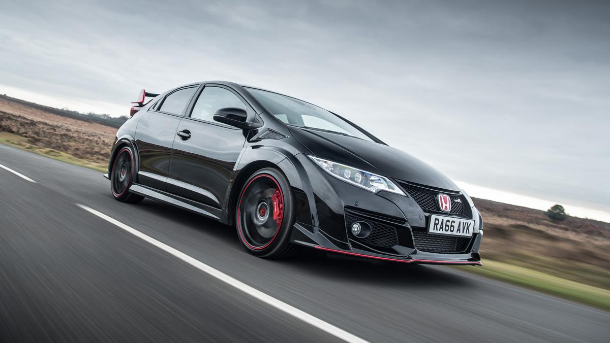 Honda Civic Type R Black Edition (I)