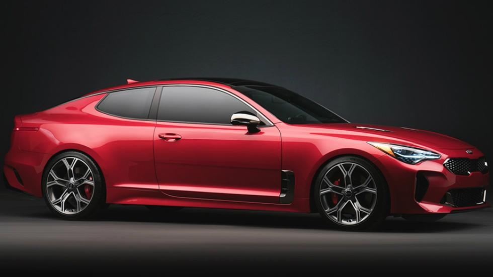 Kia Stinger Coupé