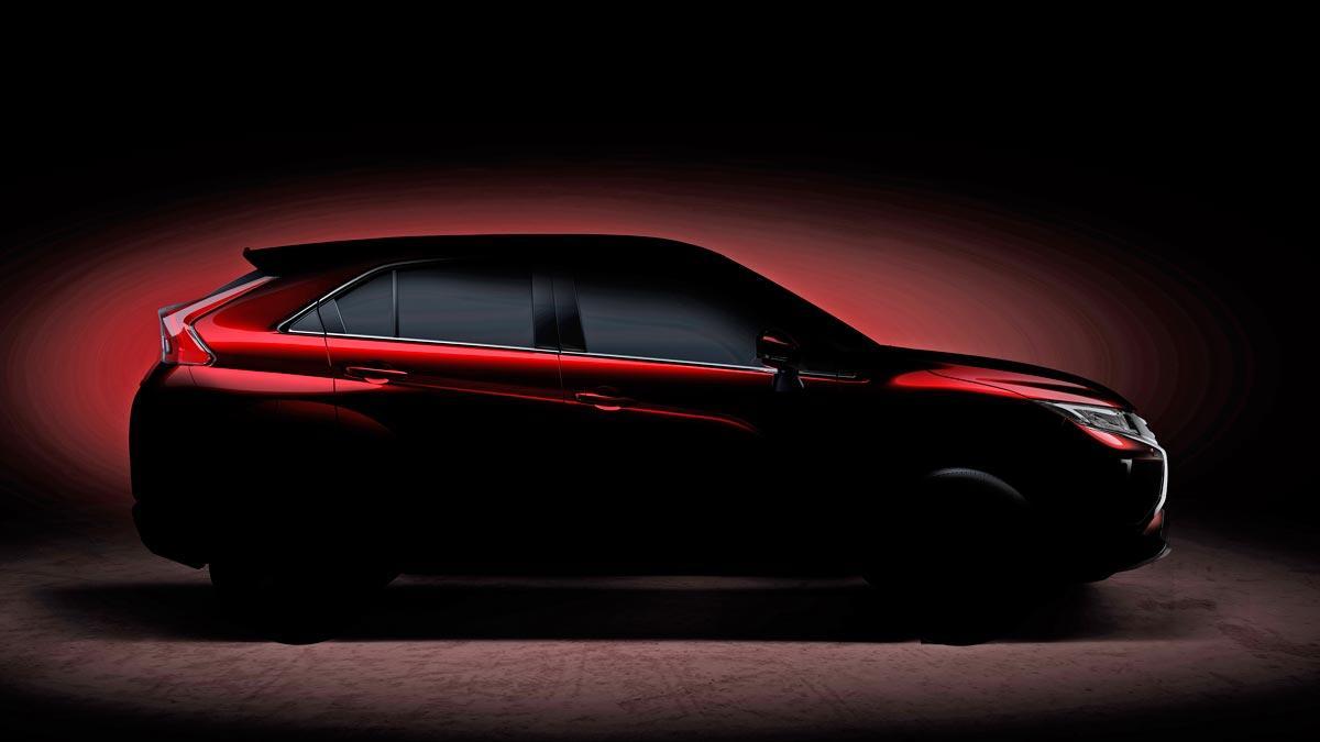 Mitsubishi SUV compacto nuevo salon de ginebra