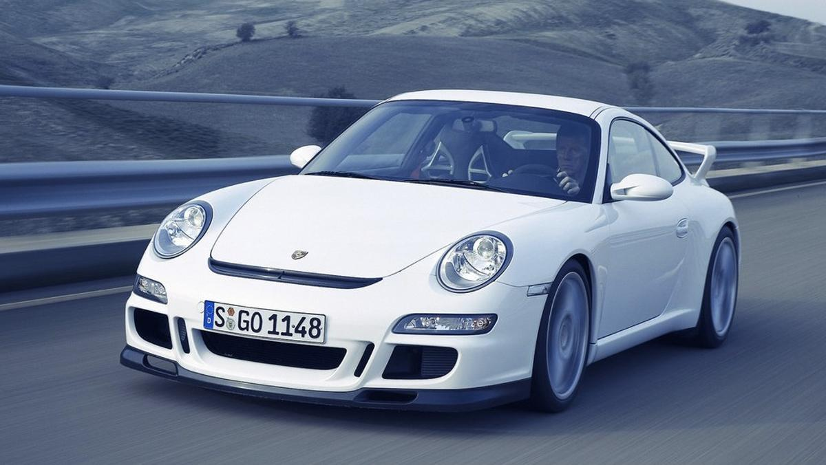 Porsche 911 GT3 2007
