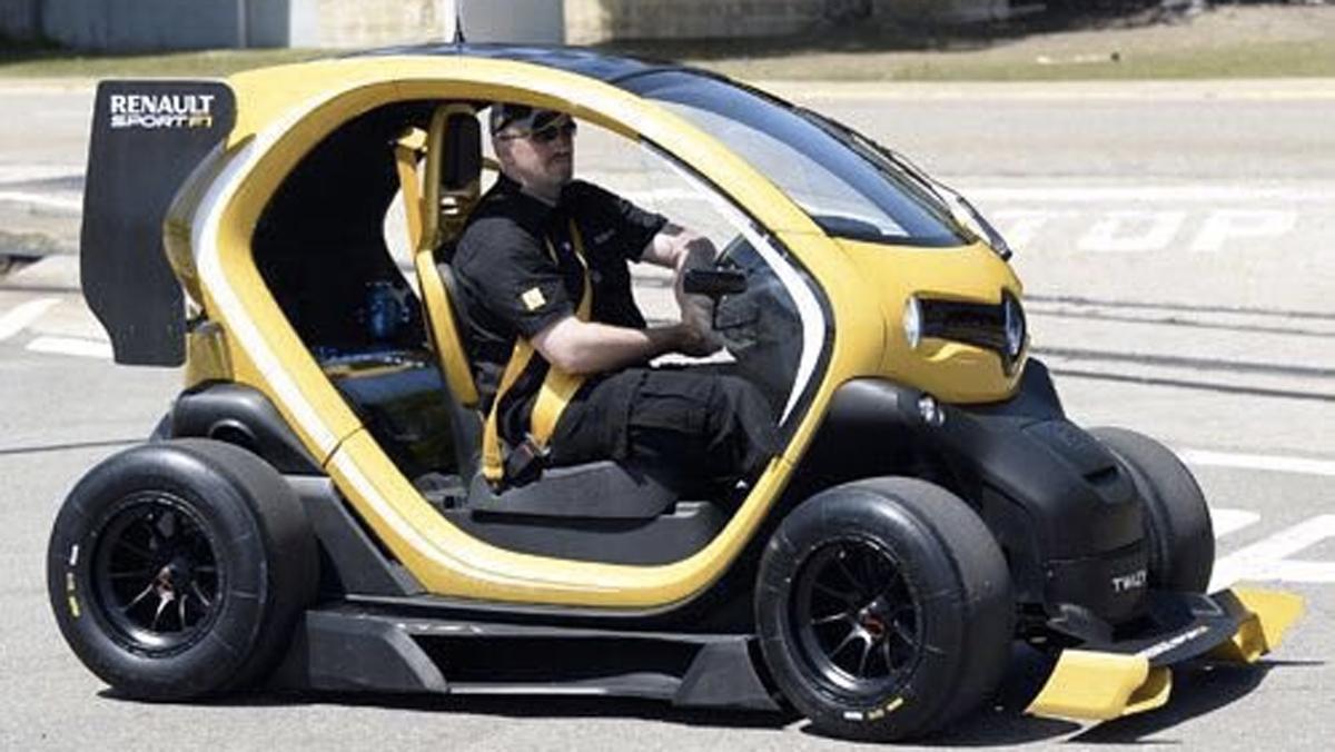 Renault Twizy de F1