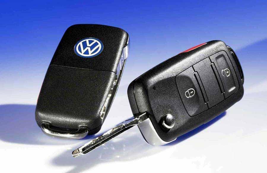 ¡Toma invento! Una app que encuentra las llaves de tu VW
