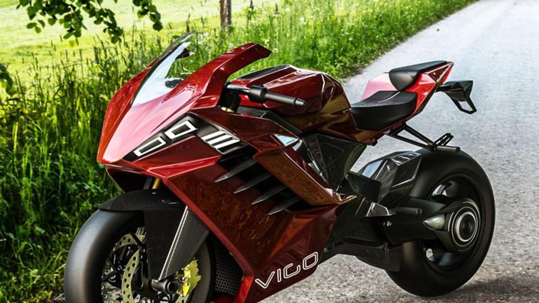Vigo: una deportiva eléctrica ¡con 640 km de autonomía!