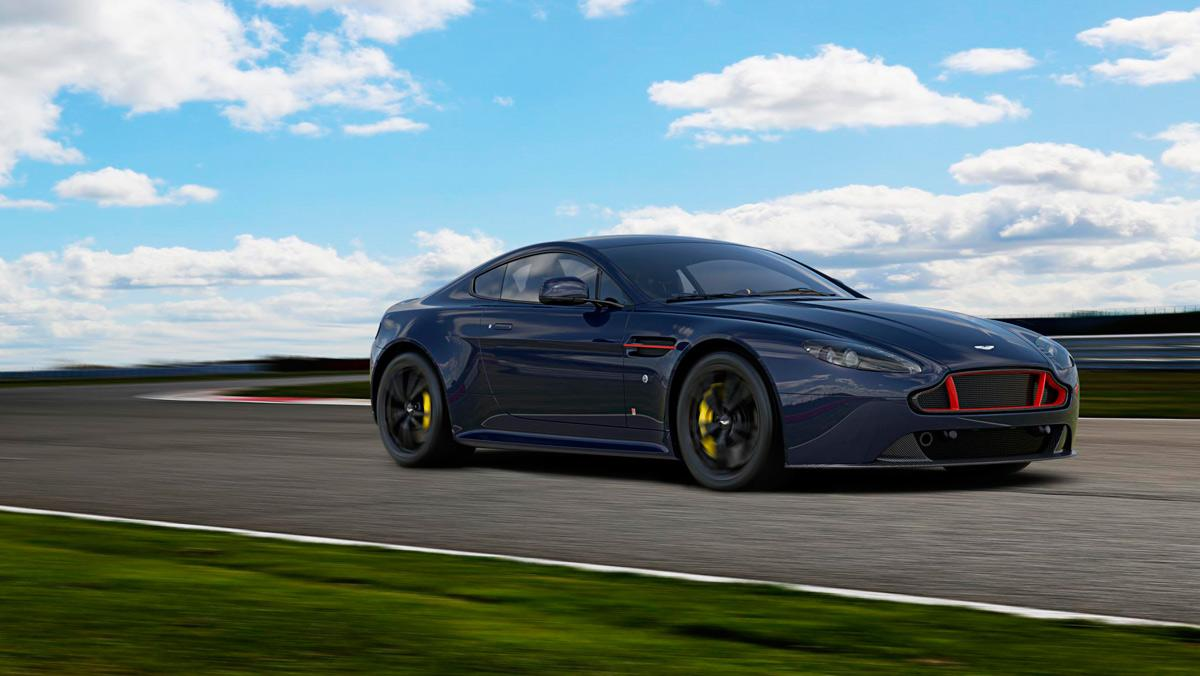 Aston Martin Vantage S Red Bull Racing Edition (XI)