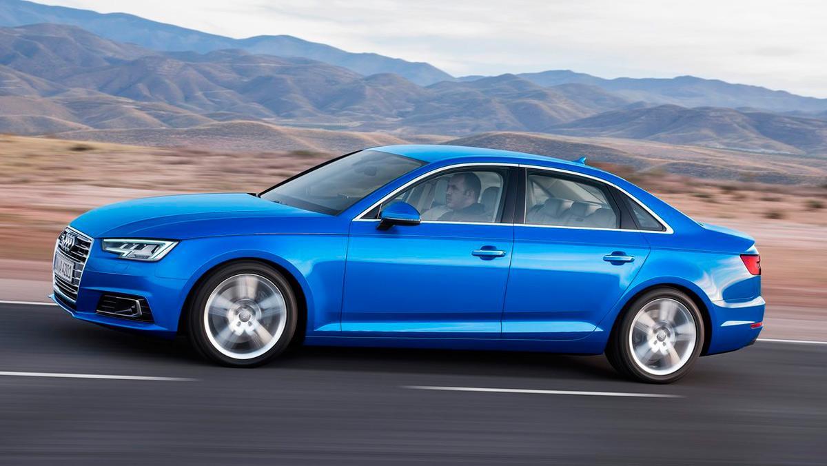 Audi A4 Berlina 2.0 TDI 150 CV (34.970 euros)
