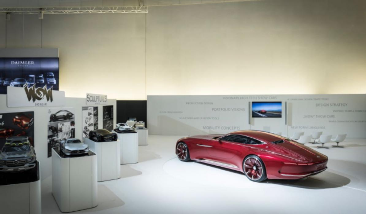 Centro de Diseño de Mercedes concepts