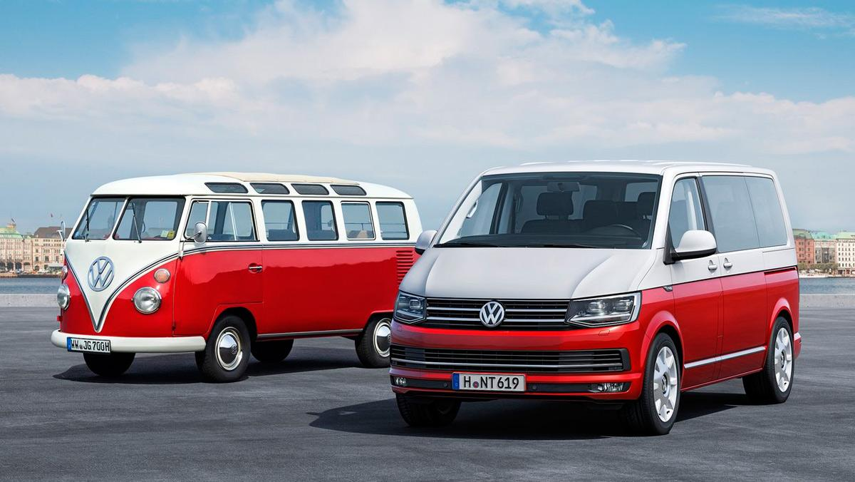 Coches para celebrar San Valentín: Volkswagen California (II)