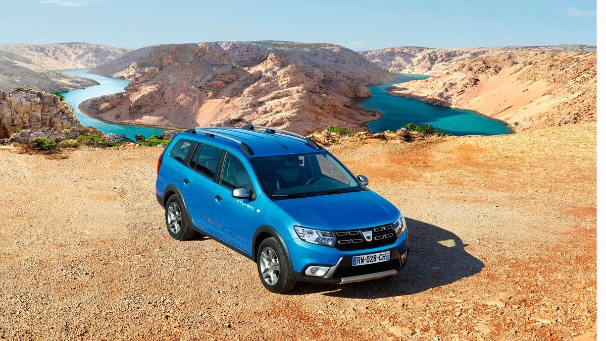 Dacia Logan MCV Stepway (I)