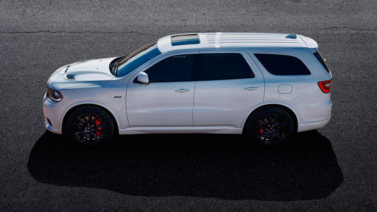 Dodge Durango SRT (I)