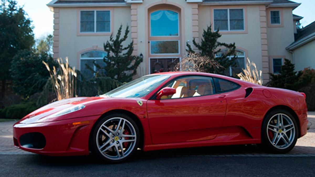 Ferrari F430 de Donald Trump (I)