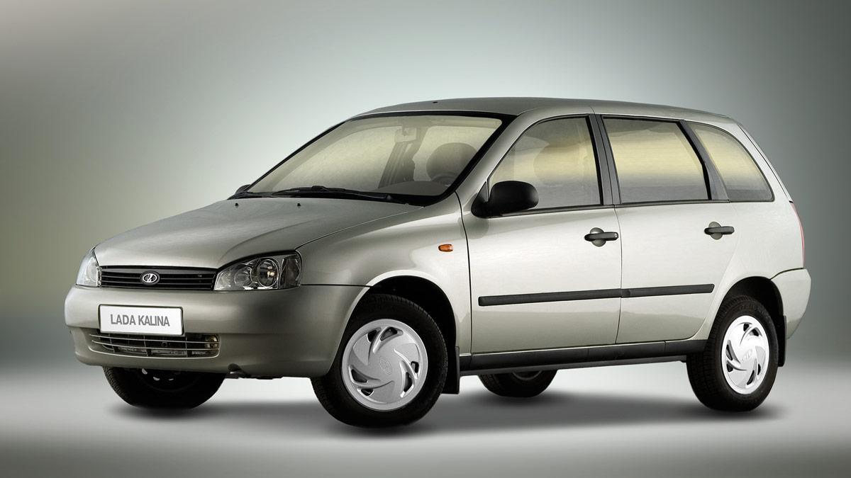 Lada Kalina peores coches peor horrible compacto ruso