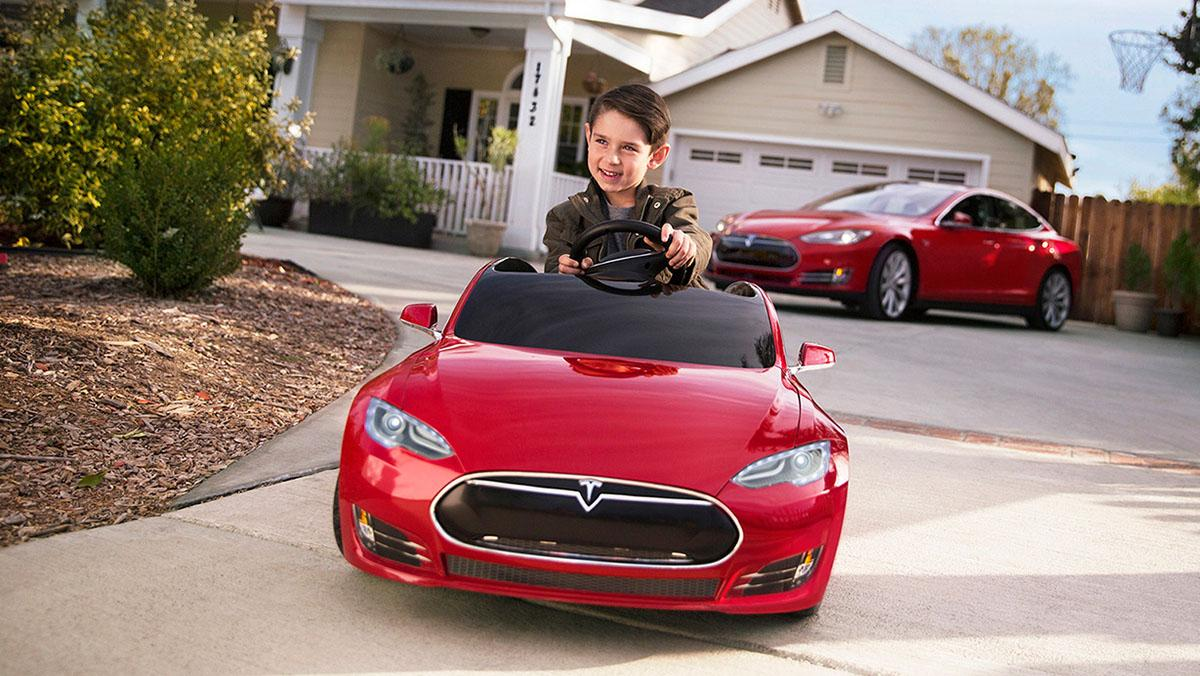 Los mejores coches eléctricos para niños