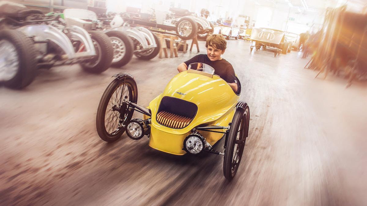 Morgan EV3 Junior (I)