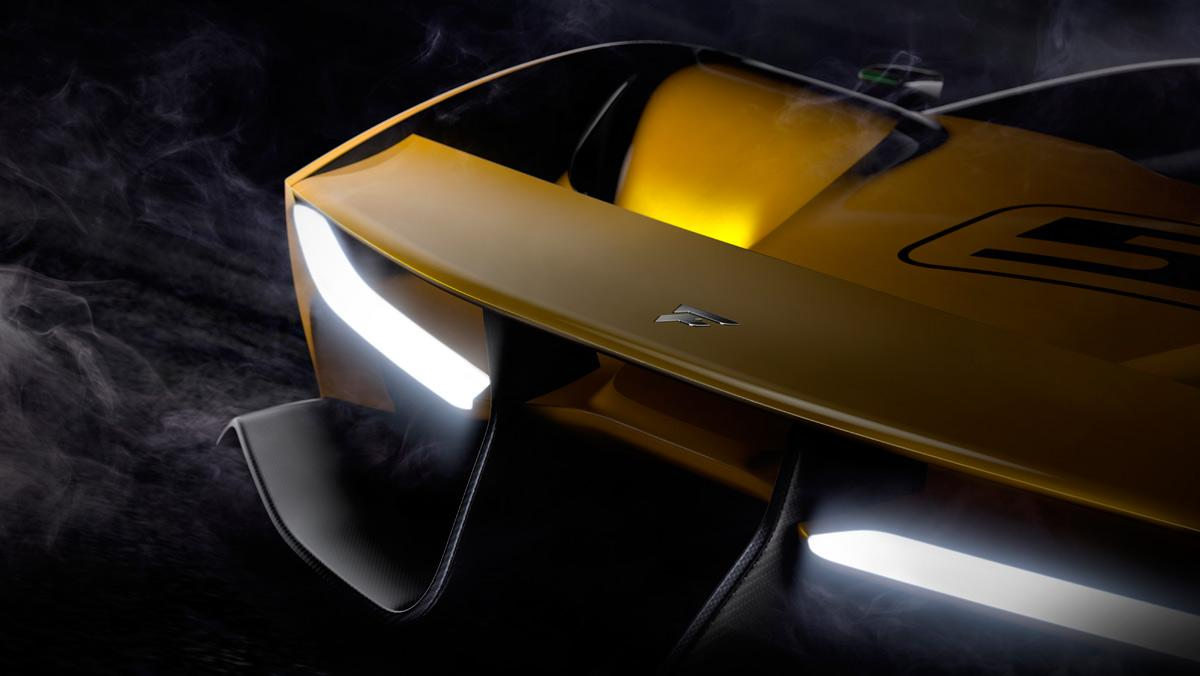 Pininfarina Fittipaldi EF7 Vision Gran Turismo (I)