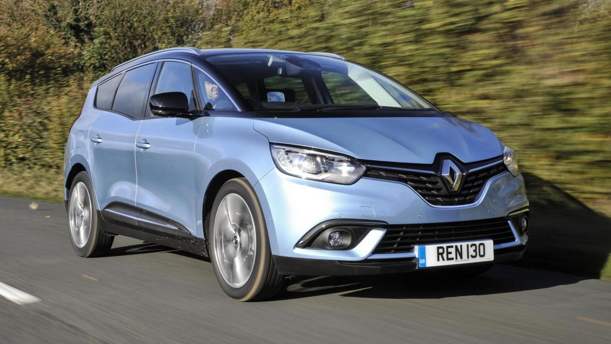 Prueba Renault Grand Scénic (I)