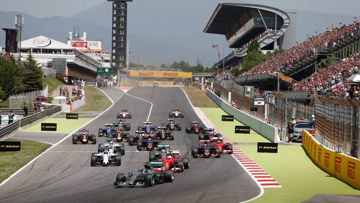 TEST PRETEMPORADA Y CALENDARIO F1 2017