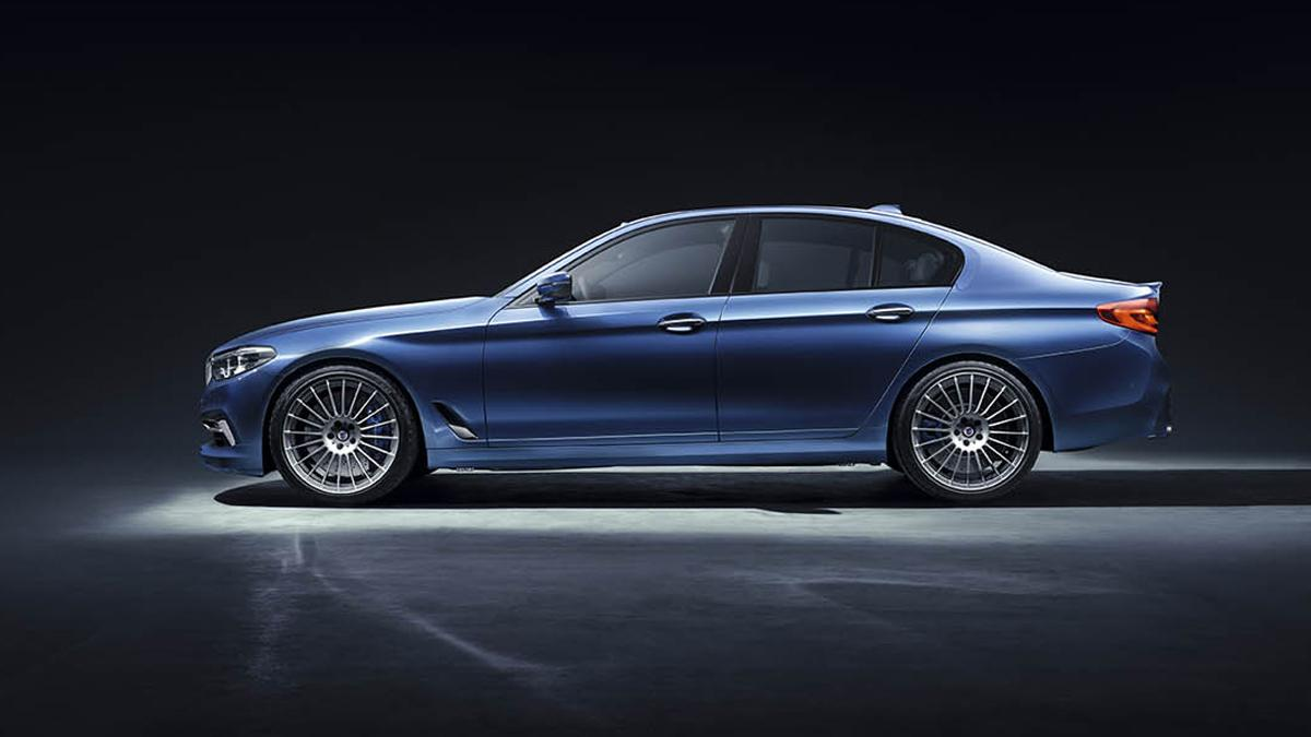 Alpina B5 Bi-Turbo 2017 lateral